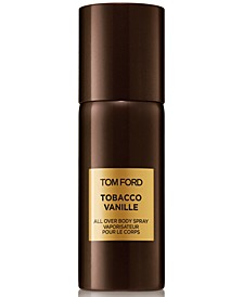 Tobacco Vanille All Over Body Spray, 5-oz.