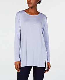 Scoop-Neck Tunic, Regular & Petite