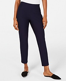Pull-On Slim-Fit Pants, Regular & Petite