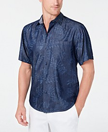 Men's Here We Go Indigo Shirt