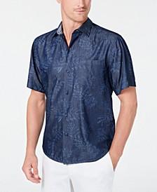 Men's Big & Tall Here We Go Indigo Shirt