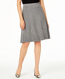 Cashmere A-Line Skirt, Created for Macy's