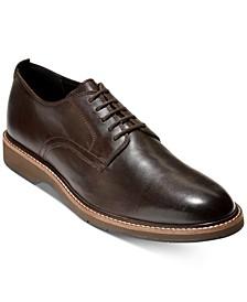Morris Plain-Toe Oxfords