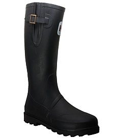 AdTec Men's Expandable Calf Rubber Boot