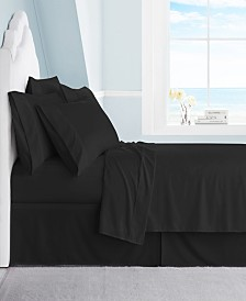 Ultra Soft 1800 Collection Brushed Microfiber Queen Sheet Set With 2 Bonus Pillowcases