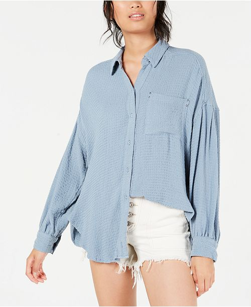 Hidden Valley Button Up Shirt