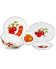 Tomatoes Enamelware Collection