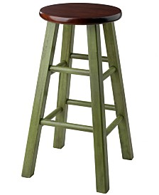 """Winsome Wood Ivy 24"""" Counter Stool"""