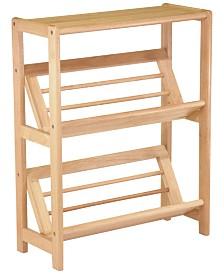 Winsome Wood Juliet Book Shelf