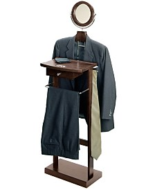 Winsome Wood Alfred Valet Stand