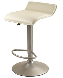 Single Airlift Swivel Stool with Seat