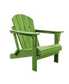Panama Jack Polyester Resin Adirondack Chair