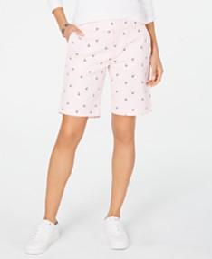 3d381c596fb7b Tommy Hilfiger Summer Shorts: Shop Summer Shorts - Macy's