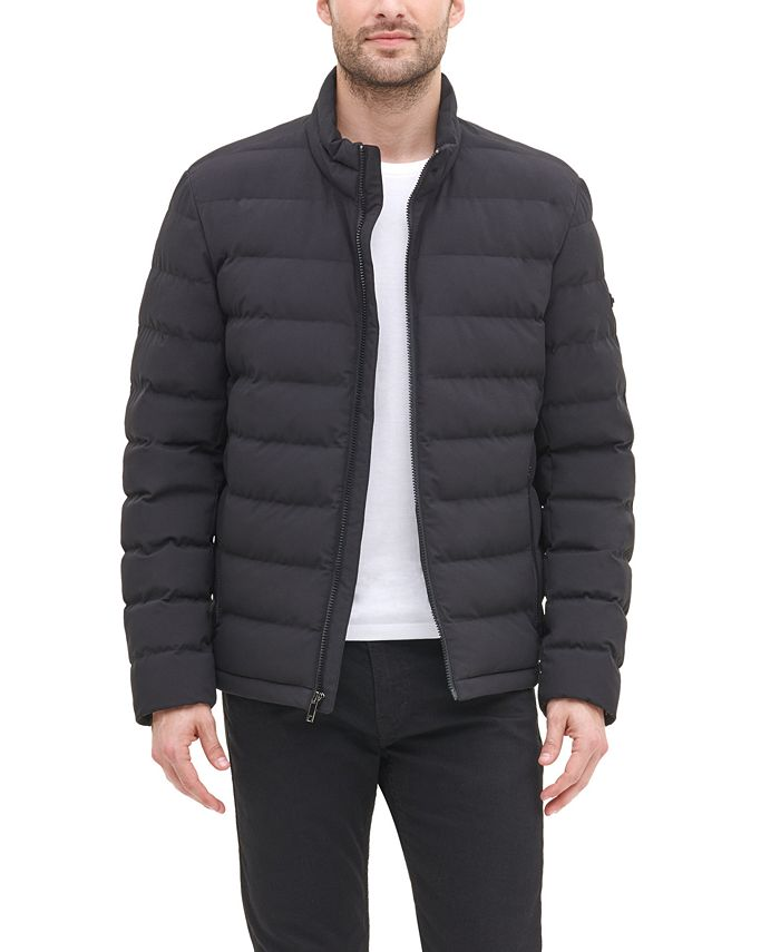 DKNY - Men's Quilted Puffer Jacket