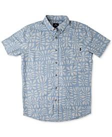 Rip Curl Men's Motion Print Short Sleeve Shirt