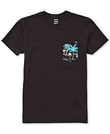 Billabong Big Boys Graphic Pocket Cotton T-Shirt