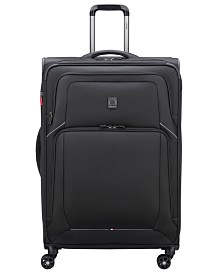 "Delsey OptiMax Lite 28"" Expandable Spinner Suitcase"