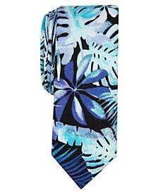 Men's Noah Floral Skinny Tie
