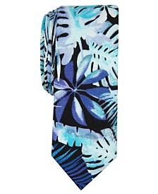 Original Penguin Men's Noah Floral Skinny Tie