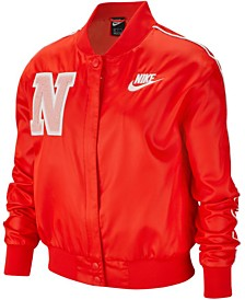 Nike Big Girls Varsity Jacket