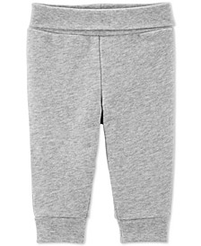 Baby Boys & Girls Pull-On Fleece Pants