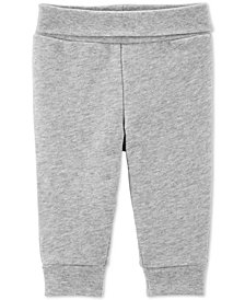 Carter's Baby Boys & Girls Pull-On Fleece Pants