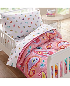 Paisley 4 Pc Bed in a Bag - Toddler