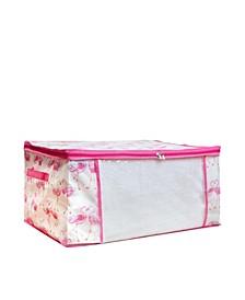 Kids Blanket Bag in Pretty Flamingo