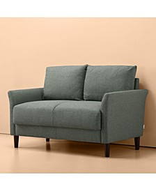 Jackie Classic Upholstered Loveseat