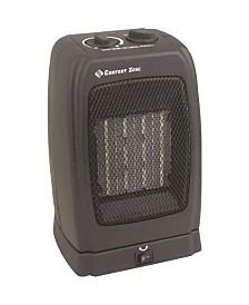 Comfort Zone Cz448 Standard Oscillating Heater/Fan