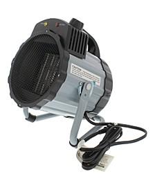 Cz285 Deluxe Ceramic Utility Heater/Fan