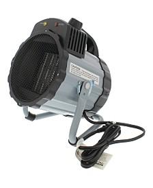 Comfort Zone Cz285 Deluxe Ceramic Utility Heater/Fan