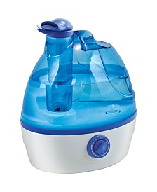 Comfort Zone Czhd24 .6-Gallon Ultrasonic Cool Mist Humidifier
