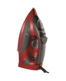 Mpi-90R Steam Iron With Auto Shutoff and Retractable Cord