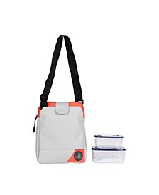 Take-Out Vertical Lunch Tote