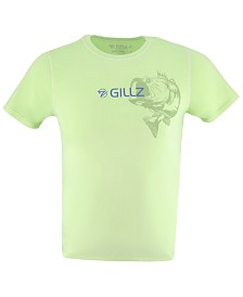 Gillz Men's Graphic Washed T-Shirt