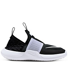 Big Boys Nitroflo Slip-On Running Sneakers from Finish Line