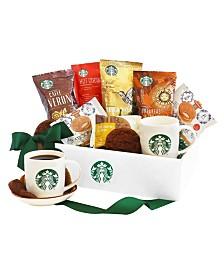 California Delicious Starbucks Coffee & Cocoa Gift Box
