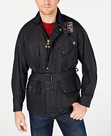 International Steve McQueen  Men's Joshua Wax Jacket, Created For Macy's