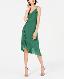 kensie Ruffled Dress