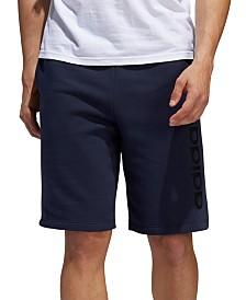 adidas Men's Logo Fleece Shorts