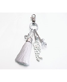 Lillian Rose Bride Keychain
