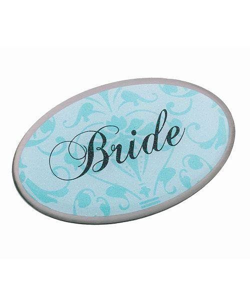 Lillian Rose Bride Oval Pin