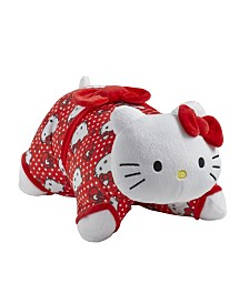 Pillow Pets Sanrio Hello Kitty Polka Dot Stuffed Animal Plush Toy