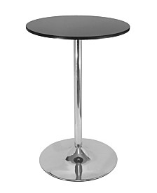 "Winsome Wood Spectrum 28"" Round Pub Table"