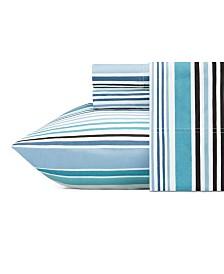 Perry Ellis Jonah Twin Sheet Set