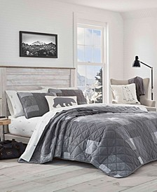 Swiftwater Quilt Set, Twin