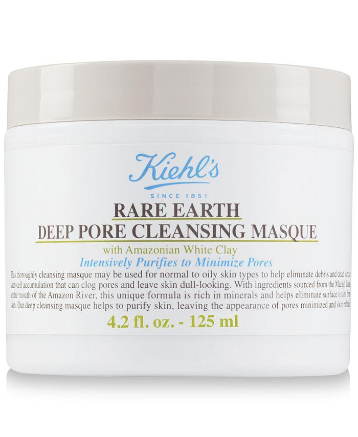Kiehl's Since 1851 - Rare Earth Deep Pore Cleansing Masque, 5-oz.