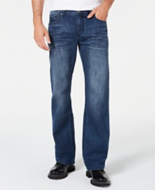 I.N.C. Men's Malcolm Relaxed-Fit Jeans, Created for Macy's