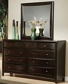 Phoenix 9-Drawer Dresser